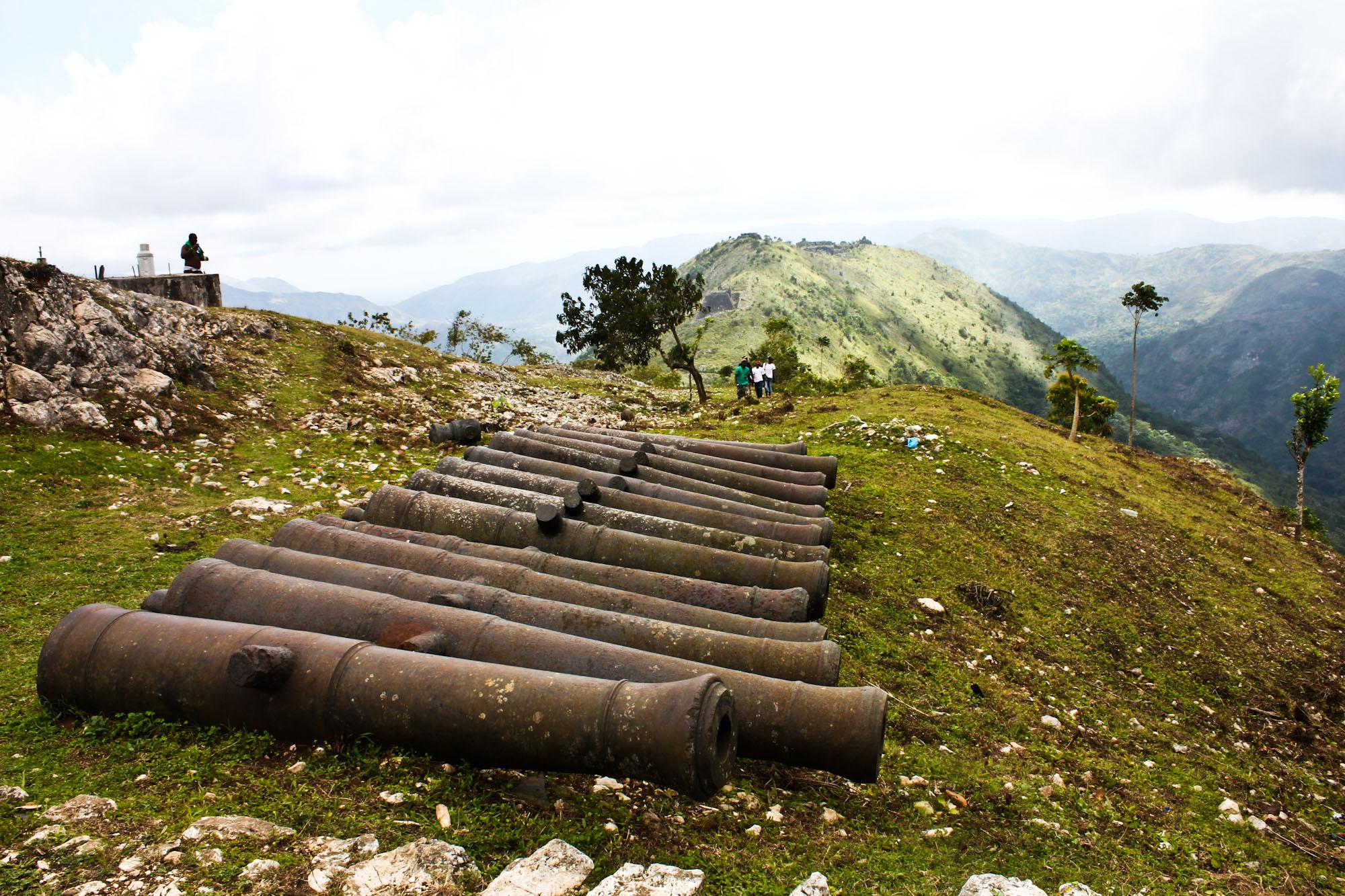 Cannons, Citadelle Laf...