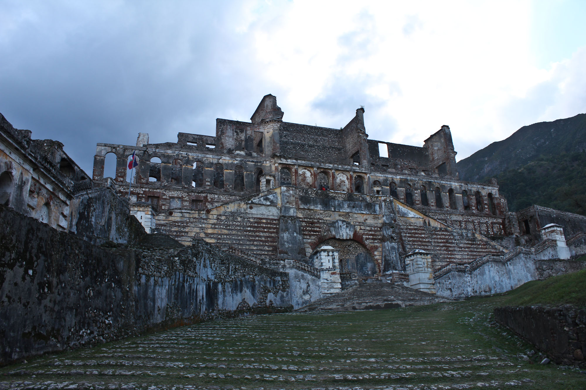 Palais Sans Souci