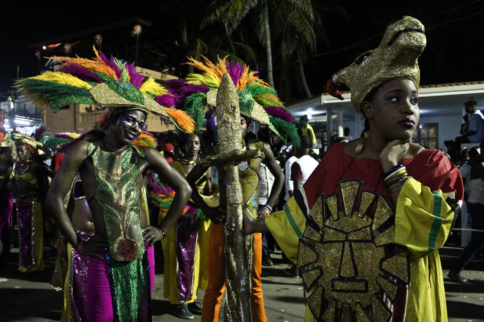 Karnaval in Cap Haitian